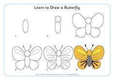 Children can learn how to draw over 100 animals, birds, bugs and sea creatures with our fun printable tutorials, ready for instant download now.