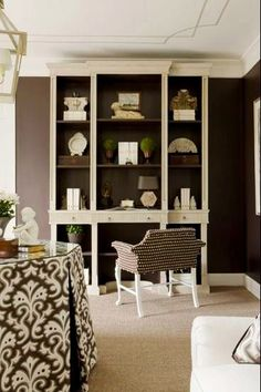 table skirt, wall unit, paint colors
