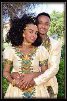 #Ethiopian_Fashion, #EthiopianFashion Ethiopian Traditional Dress, African Traditional Wedding, Traditional Dresses, Haitian Wedding, Ethiopian Wedding, African Wedding Theme, African Wedding Attire, African Wear, African Dress