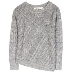 Cable Knit Pullover | Inhabit ◊ mytheresa.com