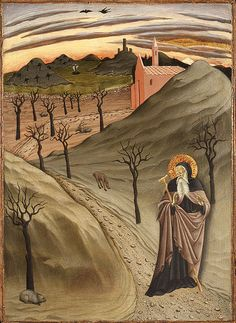 Osservanza Master: Saint Anthony Abbot Tempted by a Heap of Gold (1975.1.27)   Heilbrunn Timeline of Art History   The Metropolitan Museum of Art