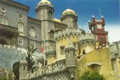 The Pena Palace, Sintra, Portugal, 2001