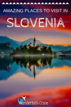 Amazing places to visit in Slovenia. From the beauty of Lake Bled and Lake Bohinj to the snowy mountain resort of Vogel and the excellent food around the country, Slovenia really is an underrated travel destination. http://www.wanderlustchloe.com/magical-adventures-in-europes-most-underrated-country/