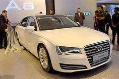 Audi A8 L 6.3 Quattro