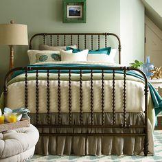Paula Deen Home River House Metal Bed