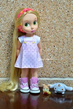 My Outfit. Disney Animators Collection Repunzel