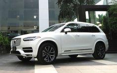 Bảng giá xe Volvo tai Việt nam 2017