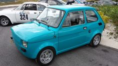 fiat 126 group 2 developed the car never raced ava. Fiat 126, Microcar, Fiat Cars, American Auto, Steyr, Car Tuning, Small Cars, Car Stuff, Italian Style