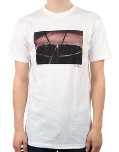 b788f6162c60f Buy Above The Darkness T-Shirt - White by Huf from our Clothing range -  Whites, - @ fatbuddhastore