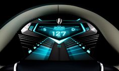 R O B O M O T O S: Concept art by Jamie Martin, 2D/3D designs, GUI, and other arty stuff: LYKAN HYPERSPORT - Dashboard Interface / UI Concepts