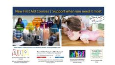 Am Or Pm, First Aid Course, Teachers Aide, Online Support, Education And Training, Professional Development, Online Courses, Student, Learning