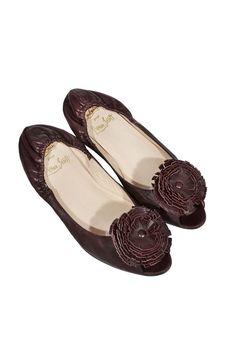 #ChristianLouboutin #shoes #falts #ballerinas #fashion #designer #vintage #secondhand #onlineshop #classy #mymint