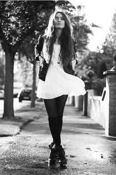 Skirts and Boots.