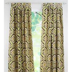 Chooty & Co Uzbek Simply Soft Polyester Curtain Panel
