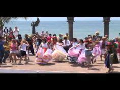 Puerto Vallarta Flash Mob Dance