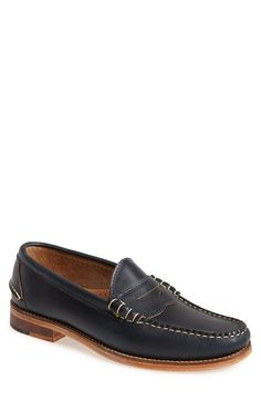576541c0789 Men s Oak Street Bootmakers Beefroll Penny Loafer Oak Street