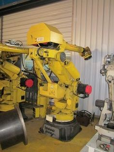 Fanuc-Robot-S-420F-with-Controller-and-Pendant-R-G2-S420F | R42,165.03