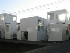 Moriyama House - Ryue Nishizawa