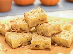 Get Mauro Apple Crumb Cake Recipe from Food Network