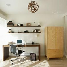 Home Decor - Study - Home Office - Decoration Ideas - Good Housekeeping