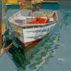 Josef Kote 1964   albanesa pintor abstracto   Colores vibrantes