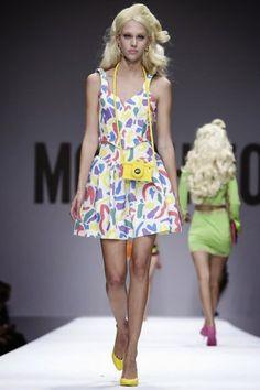 MOSCHINO - Spring Summer 2015 - Milan Fashion Week