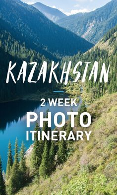 Kazakhstan is a stunning country that's still far from the tourist radar. But that's changing! Many passport holders can travel to Kazakhstan for two weeks, visa-free. Here's a two week travel itinerary for Kazakhstan to help you plan your next adventure!