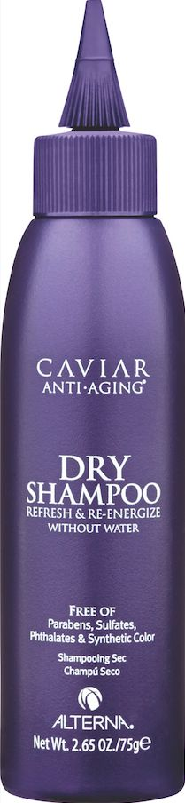 Best Dry Shampoo Reviews-FOR MEDIUM TO THICK HAIR.A super-fine powder can easily disperse through your hair thanks to its texture. Sprinkle a nickel-size amount into your palms, then rub it into the hair at your crown until it's completely dissolved.Alterna Haircare Caviar Anti-Aging Dry Shampoo, $22; sephora.com.Visit redbookmag.com for more hair tips. 1460061020-screen-shot-2016-04-06-at-115253-am