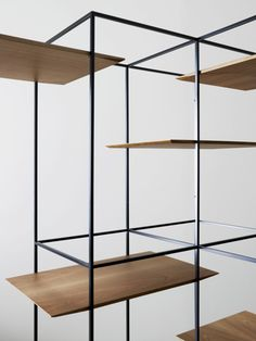 16 Cool and Creative Shelving Systems