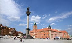 Warsaw- old city