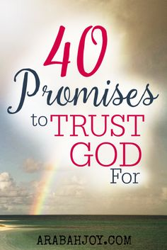 What would happen this year if you really believed God? Most of us know a lot of scripture, but what if we really believed it? It isn't that we have a TRUTH problem; it's that we have a TRUST problem. Join me in the 40 Day Trust Without Borders Experiment!