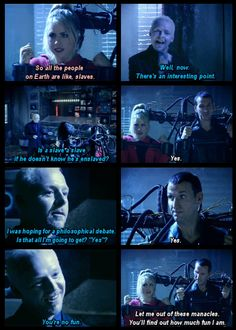 Ah, one can never forget the episode of Doctor Who which was graced by Simon Pegg. :)