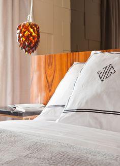 Julián Gallego - Gorgeous Masculine Bedroom
