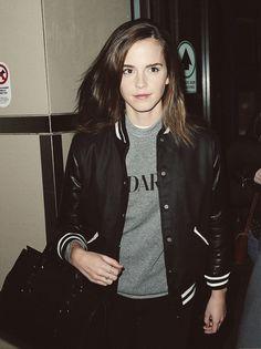 """ Emma Watson arrives at LAX [Oct 16] """