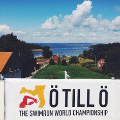 Willkommen zum Grande Finale vom @otillorace (Insel zu Insel Rennen) auf Utö. 122 Teams, 75 km, 38 mal ging's rein und wieder raus aus dem Wasser!  #schweden #schwedisch #stockholm #uto #otillo #otillorace #swimrun #outdoor #natur #schären #schärengarten #travel #reisen #urlaub #tourismus #2014