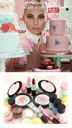 The New MAC Baking Beauties Summer 2013 Collection is FINALLY HERE!! Available online, right now, and then in stores April 18, 2013.