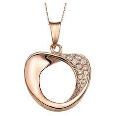 에서 2014 gvbori 새로운 브랜드 여성 펜던트 18k 장미 금 천연 다이아몬드 심장 디자인 생일 선물 보석을에 관한 고품격 보석 선물 상자,중국 보석 브로치 공급상, 가격이 저렴한 선물 리본 더 많은 펜던트정보를 찾습니다GVBORI JEWELRY on Aliexpress.com