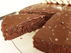 Moelleux chocolat banane - sans beurre Desserts With Biscuits, No Cook Desserts, Sweet Recipes, Cake Recipes, Dessert Recipes, Light Cakes, Sweet Cooking, Bread Cake, Gluten Free Cakes