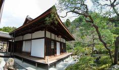 Ginkakuji in Kyoto