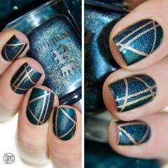 fall in ...naiLove!: A England Rossetti's Goddess: HOLOS.