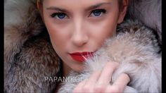Woman In Red Fox Fur Part 8