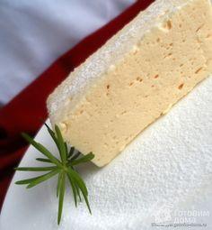 Суфле (прослойка для тортиков и десерта)