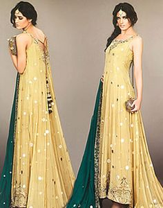 This Is Really Fresh Love The Colour Combination And Length Pakistani ClothingPakistani OutfitsIndian