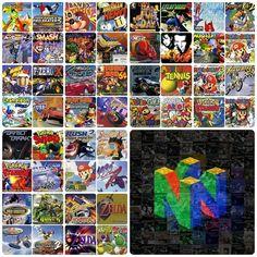 Nintendo 64 Nostalgia
