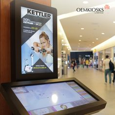 We make premium digital kiosks. We are proud to continue manufacturing high quality digital kiosks and billboards for indoor and outdoor with more than 20 years of experience. Digital Kiosk, Digital Signage, Multimedia, Innovation, Shops, Technology, Shopping, Digital Signature, Tech