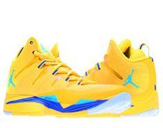 super popular 62146 b5b81 Nike Air Jordan Superfly 2 Mens Basketball Shoes 599945-705 Varsity Maize 9  M US