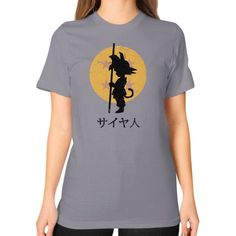 Looking for the Dragon Balls Unisex T-Shirt (on woman)