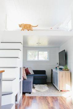 The Sutton's Cedar American Tiny House