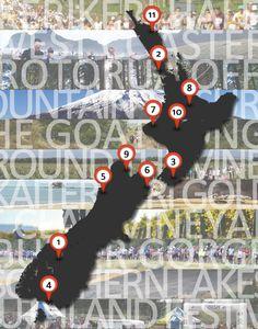 New Zealand Half Marathon Events - Run21 Half Marathon Training --> Thinking about it...