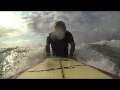 Costa Rica Surfing - just one minute and you'll be chuckling :)